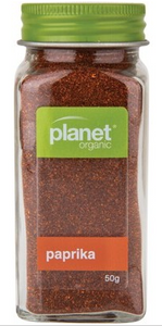 Planet Organic Ground Paprika 50g