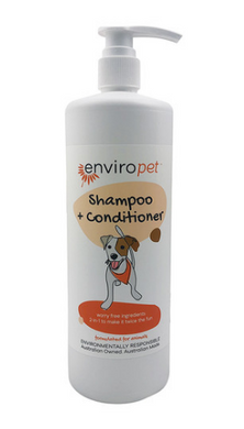Enviropet Shampoo and Conditioner 1L
