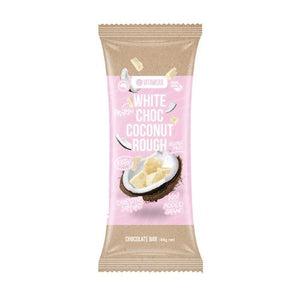 Vitawerx - White Chocolate Coconut Rough Bar 35g
