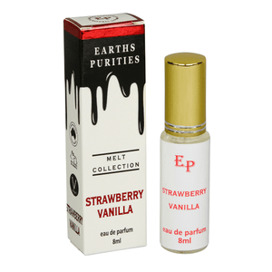 Earths Purities De Parfum Strawberry & Vanilla 8ml