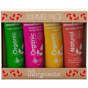 Little Innoscents Summer Pack (30ml x 4 Pack)