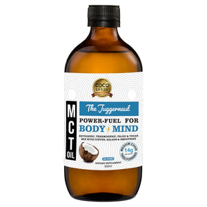 Coco Earth MCT Oil The Juggernaut 500ml
