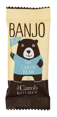 The Carob Kitchen Banjo Vegan Bear 50x15g