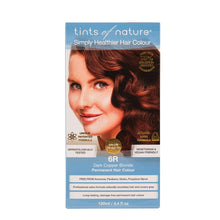 Tints of Nature - Dark Copper Blonde - 6R 120ml