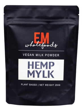 EM Wholefoods Hemp Mylk - Vegan Milk Powder 250g