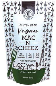 THE GLUTEN FREE FOOD CO. Mac n Cheez Cheez n Chive 200g