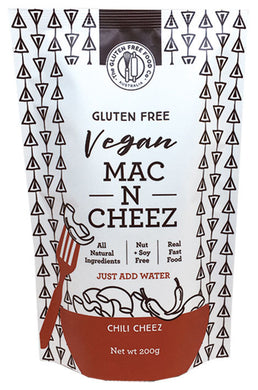 THE GLUTEN FREE FOOD CO. Mac n Cheez Chilli Cheez 200g