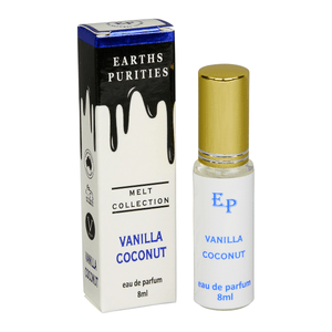 Earths Purities De Parfum Vanilla & Coconut 8ml