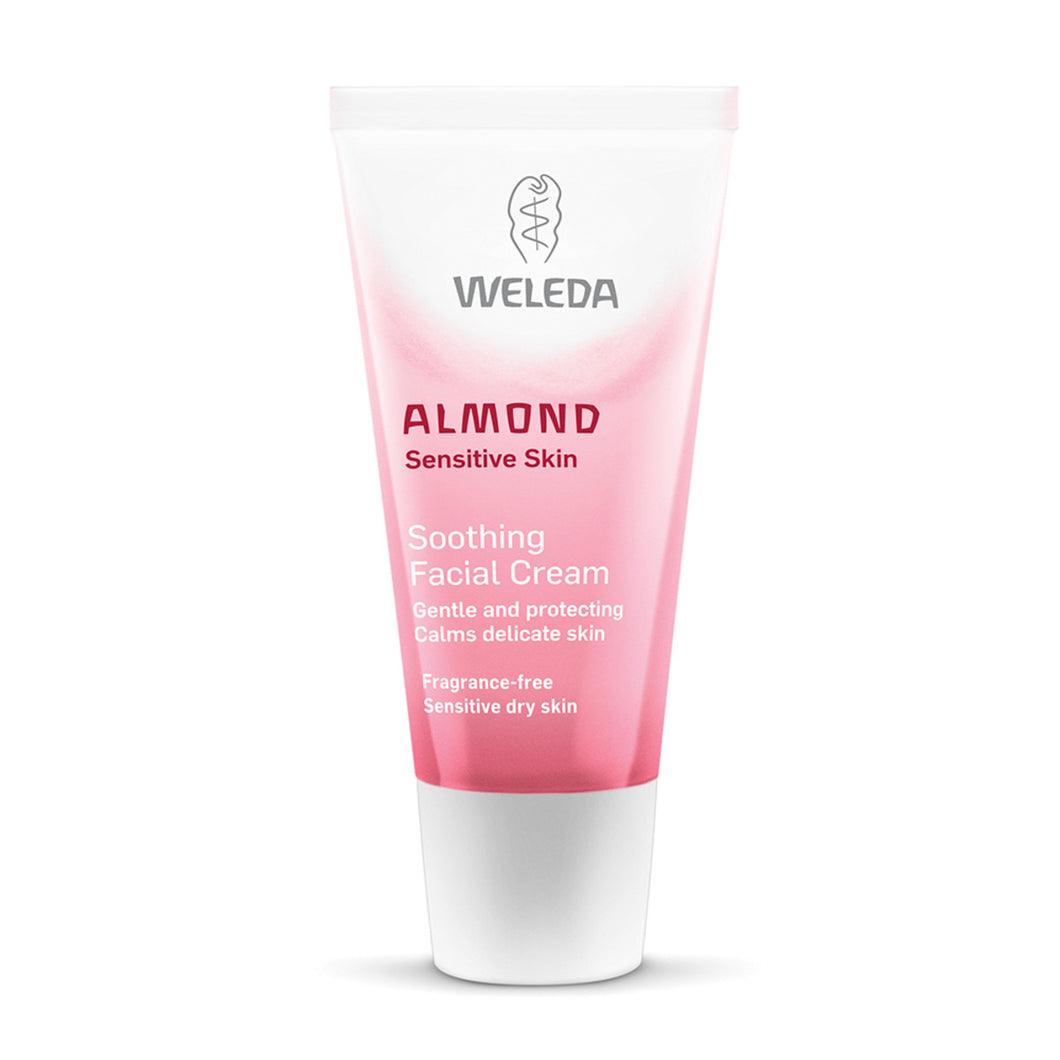 Weleda Almond Sensitive Skin Soothing Facial Cream 30ml