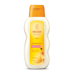 Weleda Baby Calendula Body Lotion 200ml