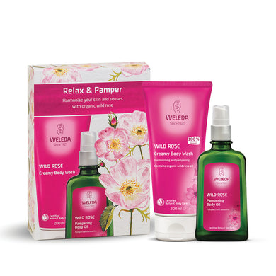 Weleda Relax and Pamper Pack