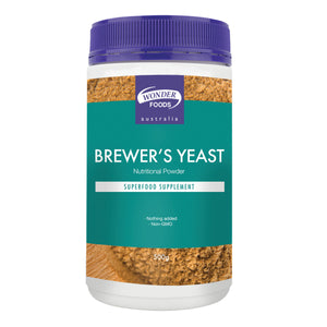 Wonder Foods Brewer's Yeast 500g