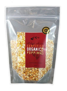 Chef's Choice Certified Organic Popping Corn 500g