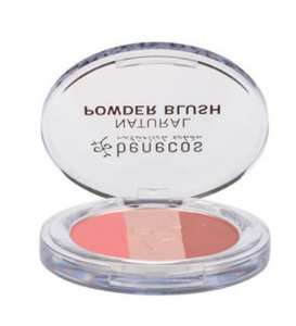 Benecos Natural Trio Blush Fall in Love 5.5g