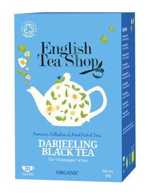 English Tea Shop Darjeeling Tea 20bags