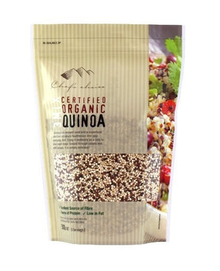 Chef's Choice Certified Organic 3 Mix Quinoa 500g