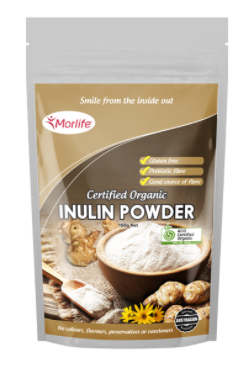 Morlife Inulin Powder 150g