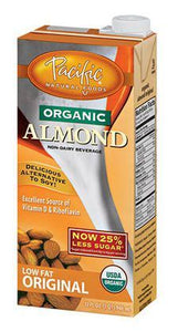 Pacific Foods Organic Almond Drink Original 946ml