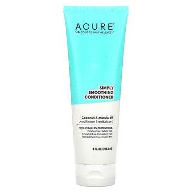 ACURE Simply Smoothing Conditioner - Coconut - 236.5ml