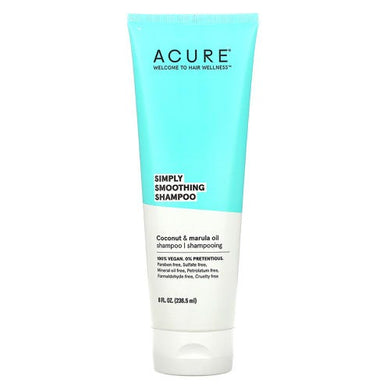 ACURE Simply Smoothing Shampoo - Coconut - 236.5ml