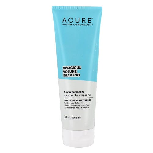 ACURE Vivacious Volume Shampoo - Peppermint - 236.5ml