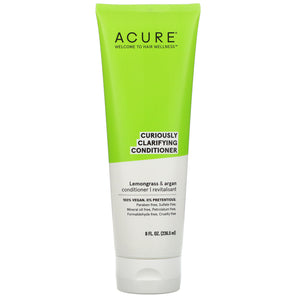 ACURE Curiously Clarifying Conditioner - Lemongrass - 236.5ml