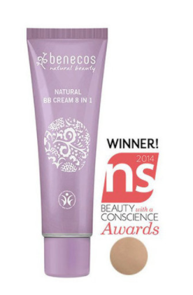 Benecos Natural BB Cream Fair (30ml)