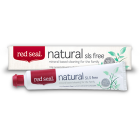 Red Seal Toothpaste Natural SLS Free 110g