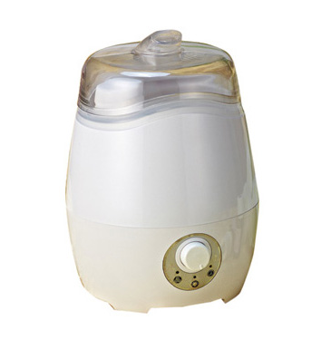 Essentials in a Box Ultrasonic Vaporiser White CLEARANCE