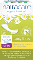 Natracare Tanga Panty Liners (For G String) 30 pack