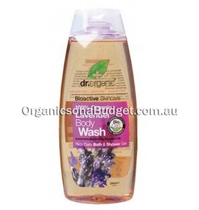 Dr Organic Lavender Body Wash 250ml