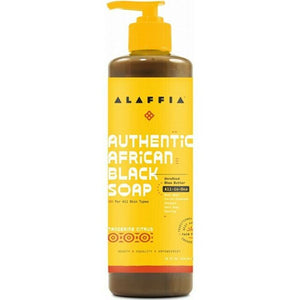 Alaffia African Black Soap All-In-One Lavender Ylang Ylang 475ml