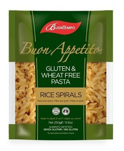 Buontempo Gluten & Wheat Free Rice Spirals 500g