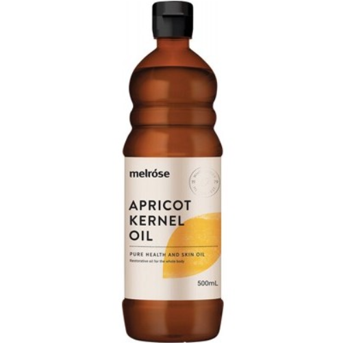 Melrose Oils Apricot Kernel 500ml