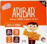 Mighty Bellies Aribar Oat & Honey Bars 5pk 120g