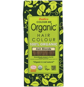 Radico Colour Me Organic - Hair Colour Powder - Ash Blonde 100g