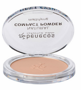 Benecos Natural Compact Powder - Sand 9g