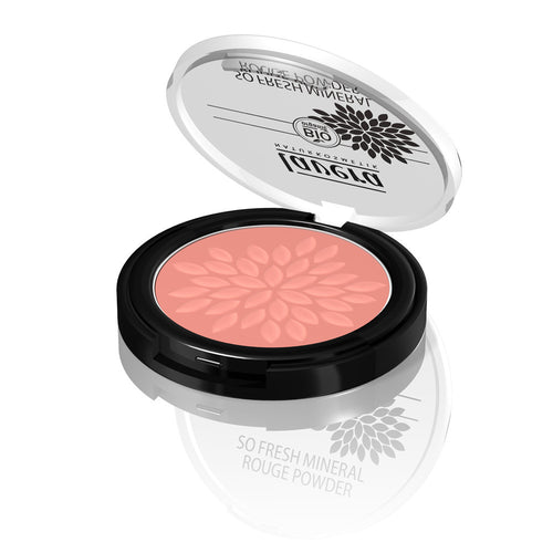 Lavera Mineral Rouge Powder Charming Rose 3.5g