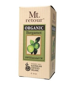 Mt Retour Bergamot Essential Oil 10ml
