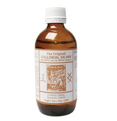 Original Colloidal Silver 200ml