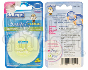 Dr Tung's Smart Floss 27m (Random Colours)