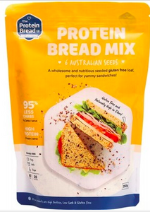 The Protein Bread Co. Protein Bread Mix 6 Australian Seeds 350g