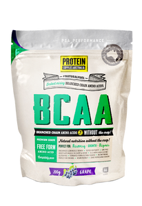 Protein Supplies BCAA Grape - 200g