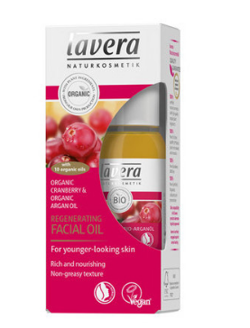 Lavera Regenerating Facial Oil 30ml