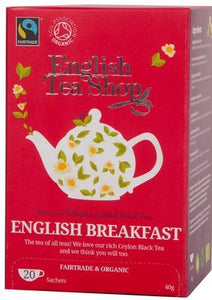 English Tea Shop English Breakfast Tea 20bags