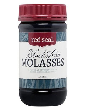 Red Seal Blackstrap Molasses 500g CLEARANCE Exp Date: 1/5/17