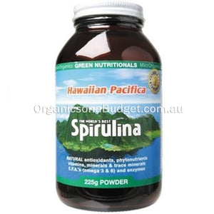 Green Nutritionals Spirulina Powder 225g