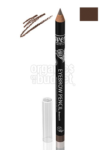 Lavera Eyebrow Pencil - Brown 01 (FREE SHIPPING)