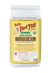 Bob's Red Mill Organic Gluten Free Flaxseed Meal 453g