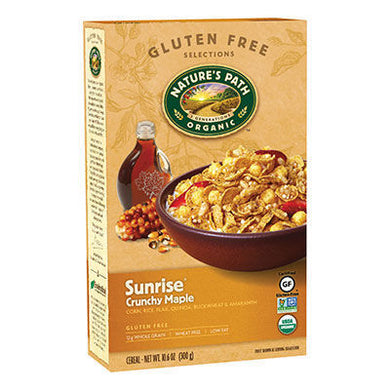 Nature's Path Sunrise Crunchy Maple 300g